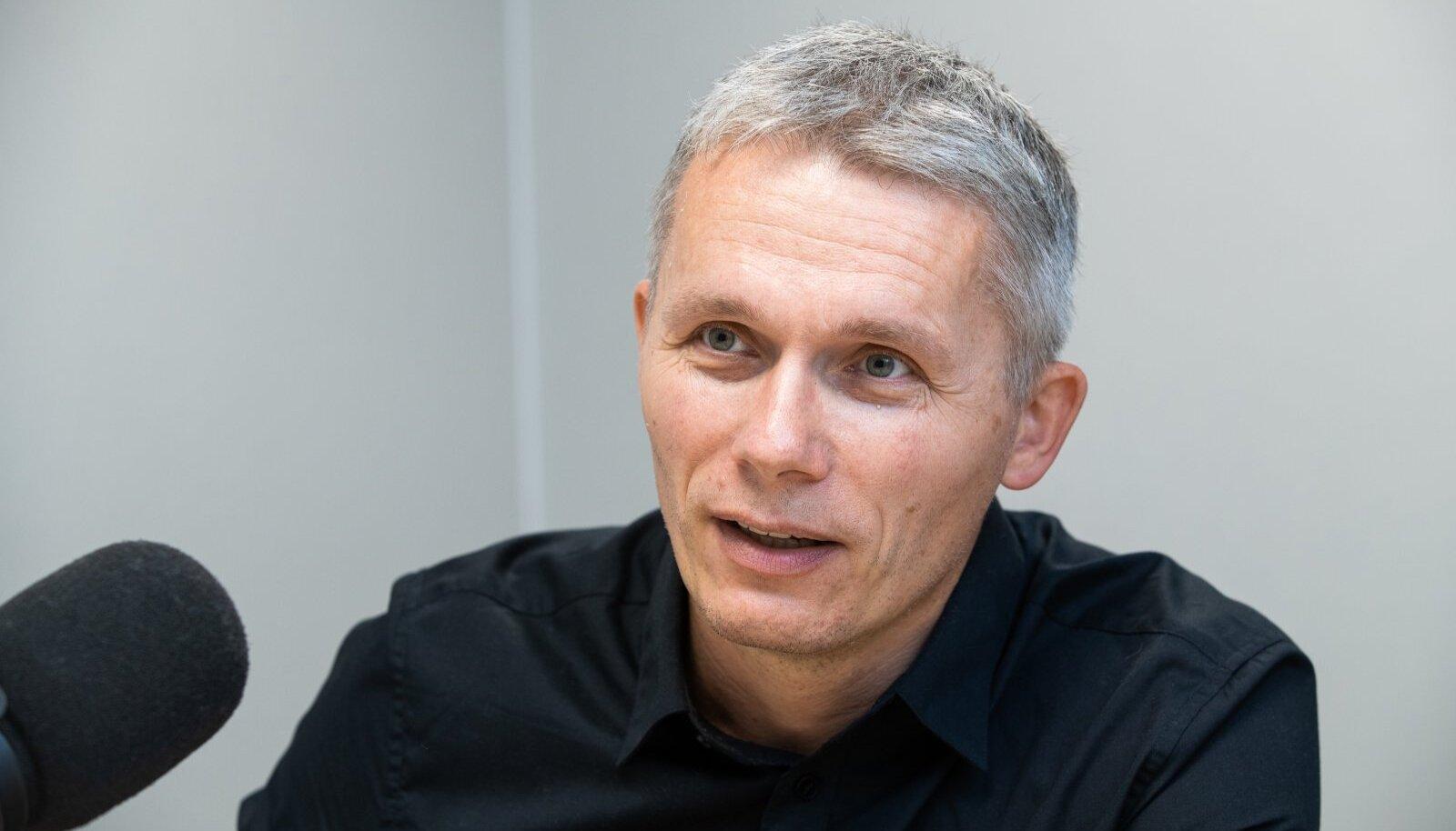Sihtasutus Liberaalne Kodanik juht Tarmo Jüristo