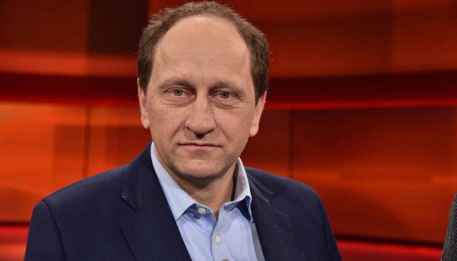 Bundestagi saadik Alexander Lambsdorff.