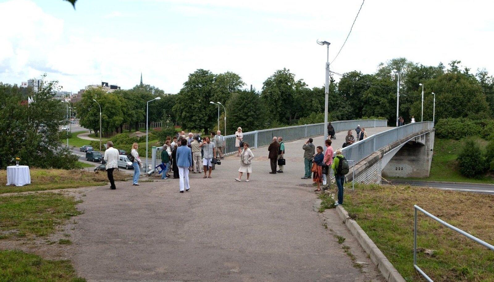 Ilvese sild sai nimetähise 2009. aastal