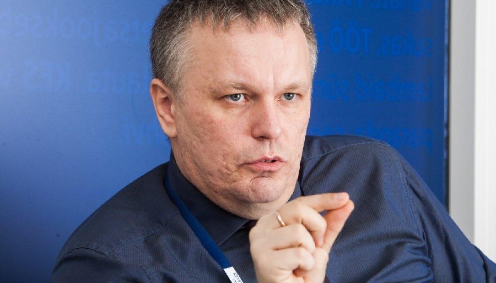 Maksu- ja tolliameti peadirektor Marek Helm