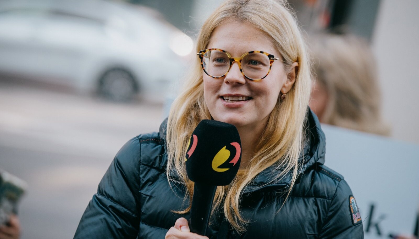 ARMASTATUD JA KARDETUD TELESTAAR: Katrin Lust on teinud endale nime Kuuuurija saatega, kus käsitleb kõikvõimalikke teravaid teemasid.