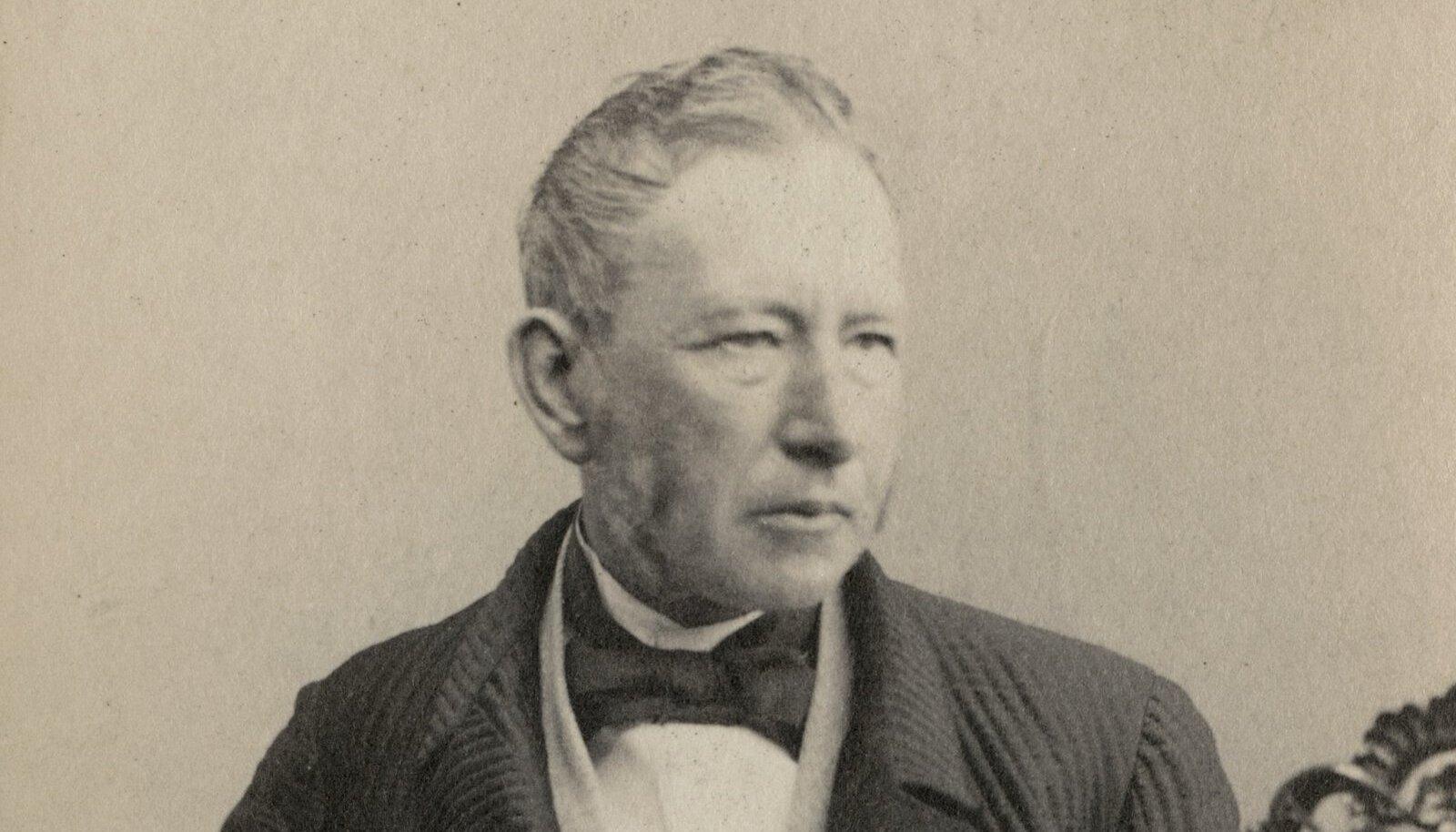 EESTI KUNSTNIK PETERBURIS: Tutvus tsaariga andis Carl Timoleon Neffile tööd ja leiba.