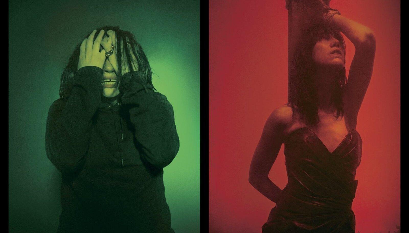 SEKSISÜMBOLID: Gaspar Noé uue filmi peategelased on Charlotte (Charlotte Gainsbourg, paremal) ja Béatrice (Béatrice Dalle).