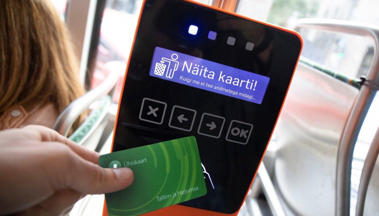 Tallinnas kukuvad inimeste valideerimisandmed justkui musta auku, millest ei ole suuremat kasu.