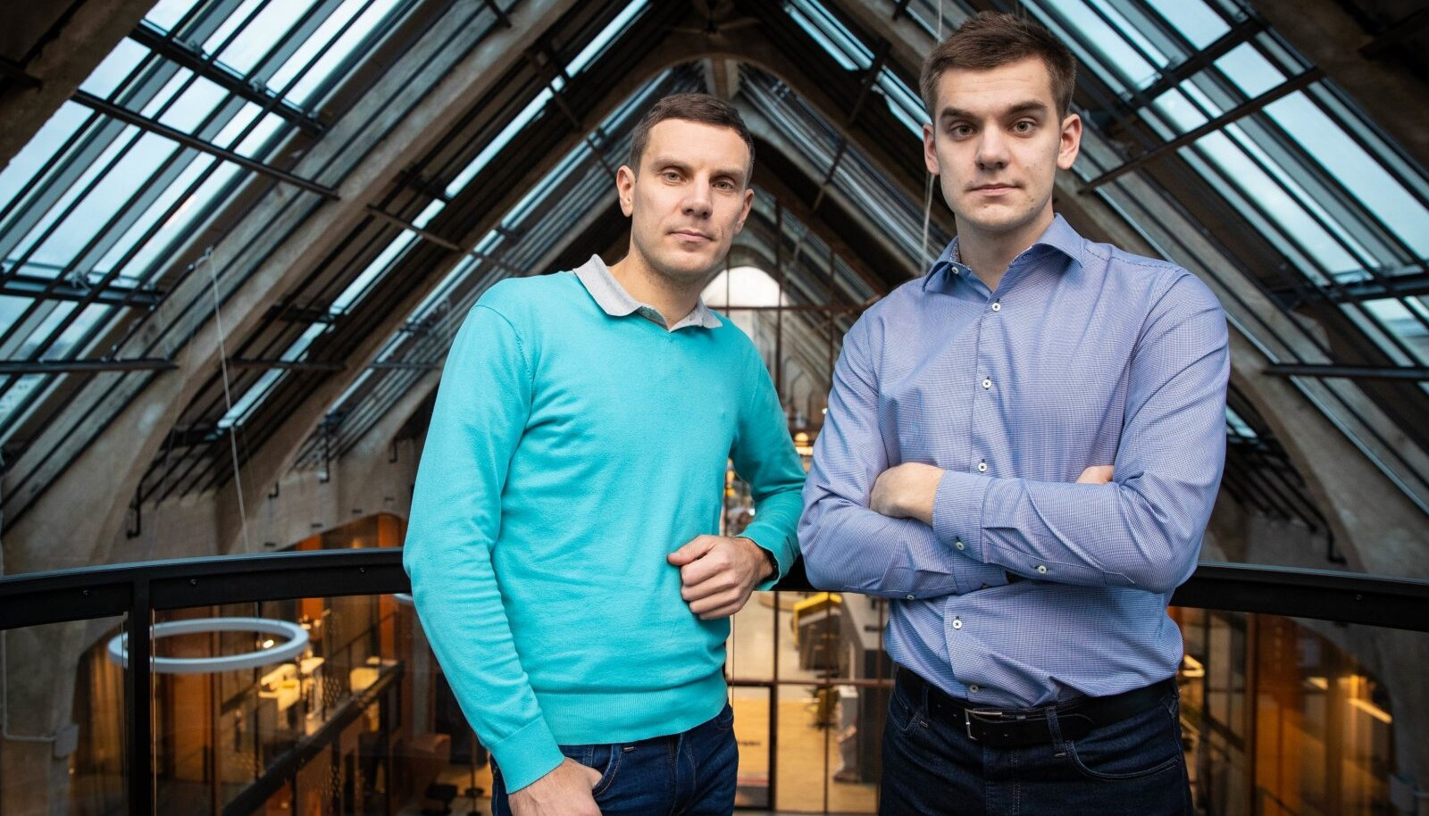 AVATUD RIIGI HEAKS: Bolti asutajad Markus Villig ja Martin Villig kuuluvad iduettevõtjate sekka, kes annetavad erakondadele märkimisväärseid summasid.
