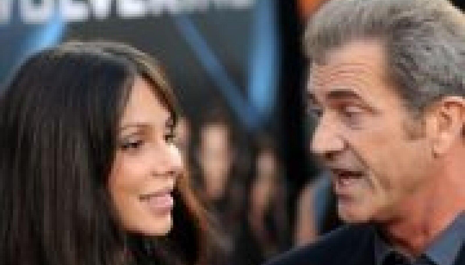 Mel Gibson ja Oksana Grigorjeva