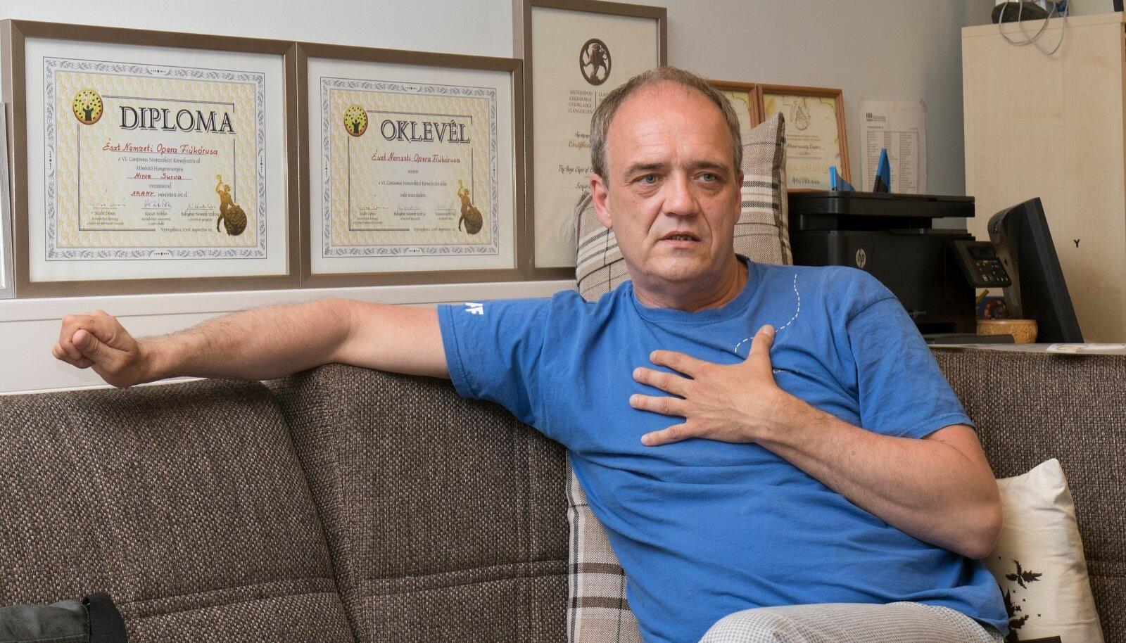 Hirvo Surva - juuni 2019