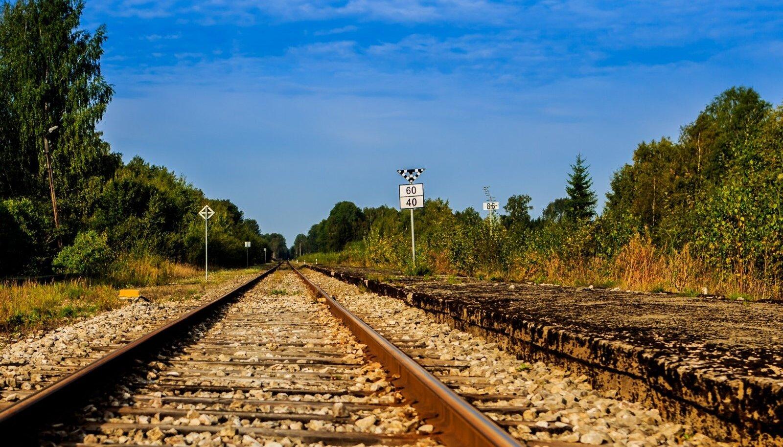 Kõigile meeldivad rongid, aga vähesed sõidavad nendega. Pole siis ime, kui raudteed vaikselt ära kaovad.
