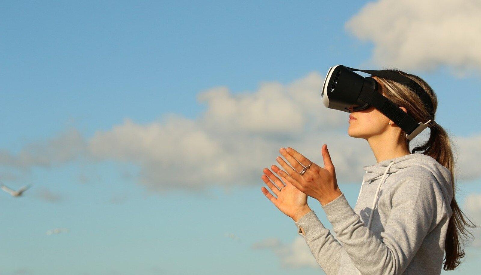 Virtuaalne reaalsus (VR)