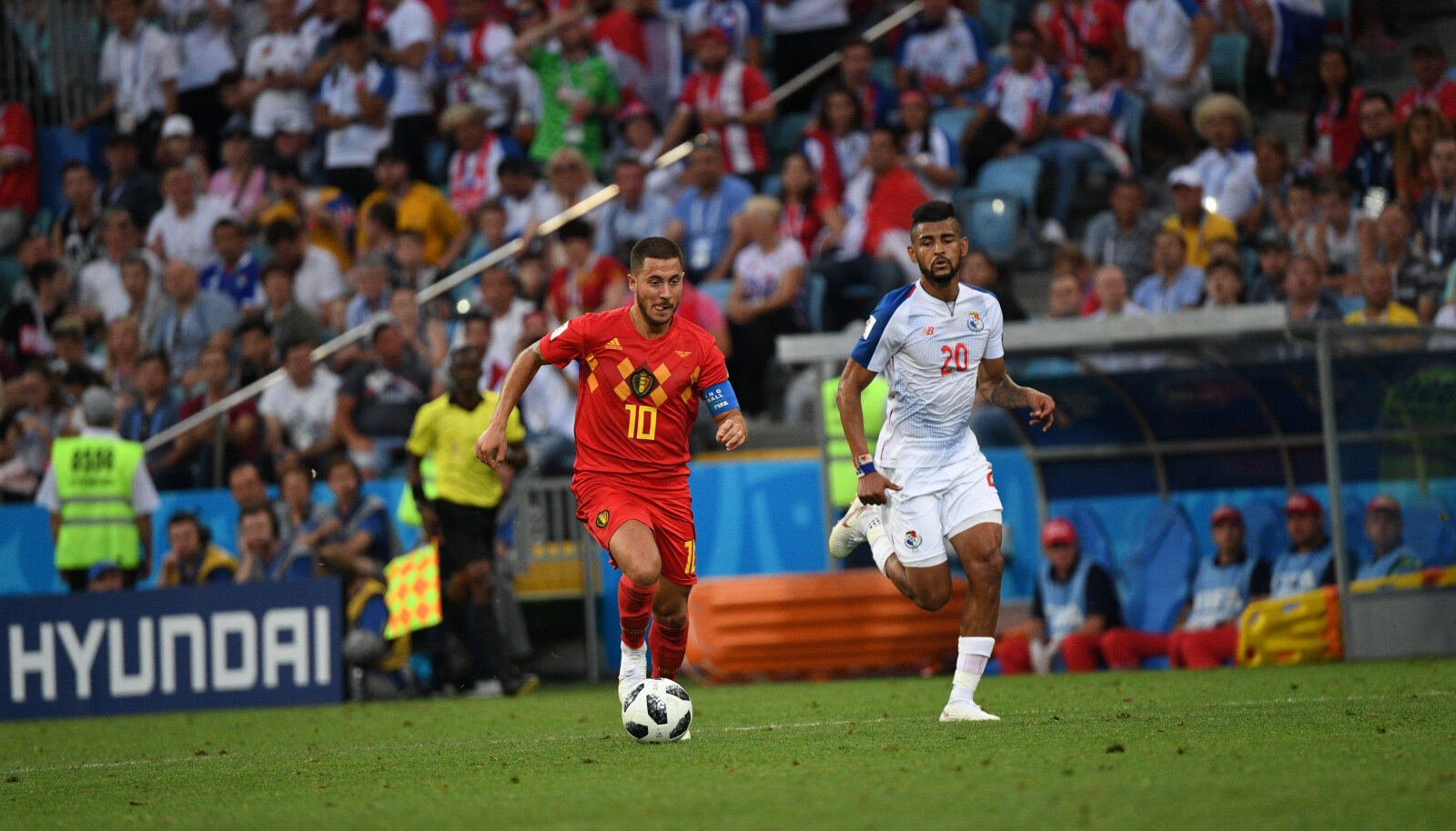 Belgia vs Panama
