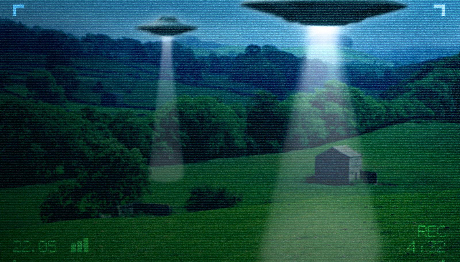 1985. aasta 24. septembril nähti Võnnus tundmatut lendavat objekti