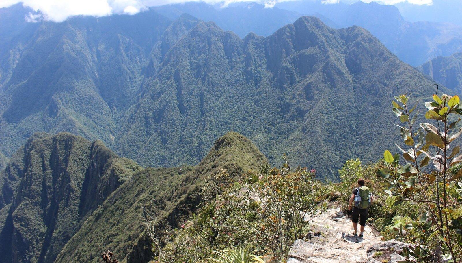 Machu Picchu inkade rada