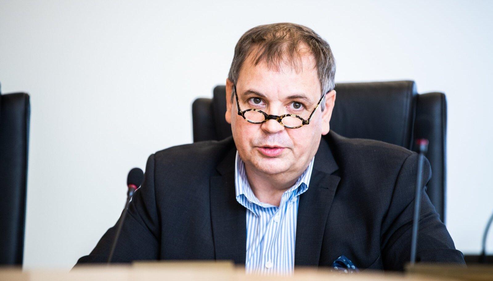 Ohutusjuurdluse keskuse juht Jens Haug.