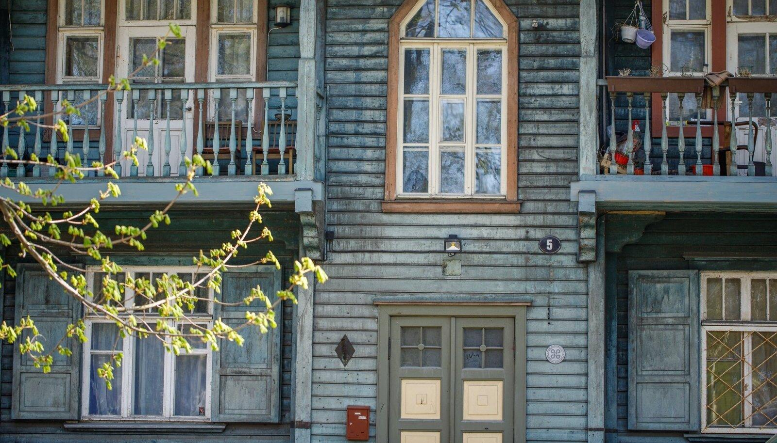 Open House Tallinn 2020. Professorite küla
