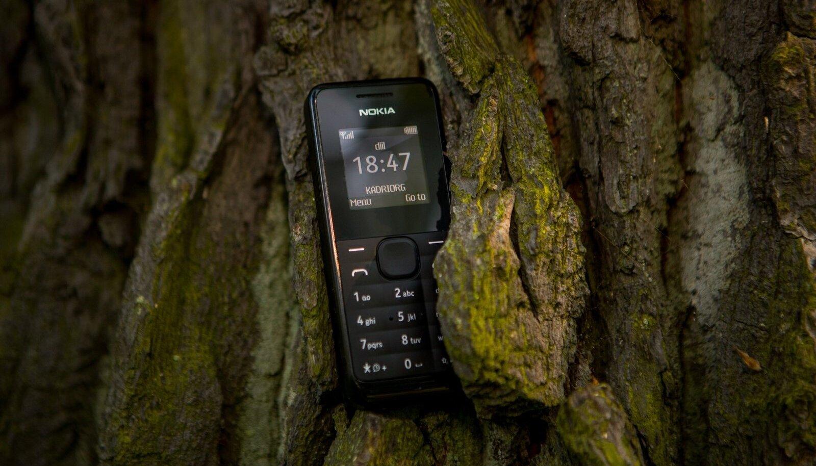 Metsamehe Nokia
