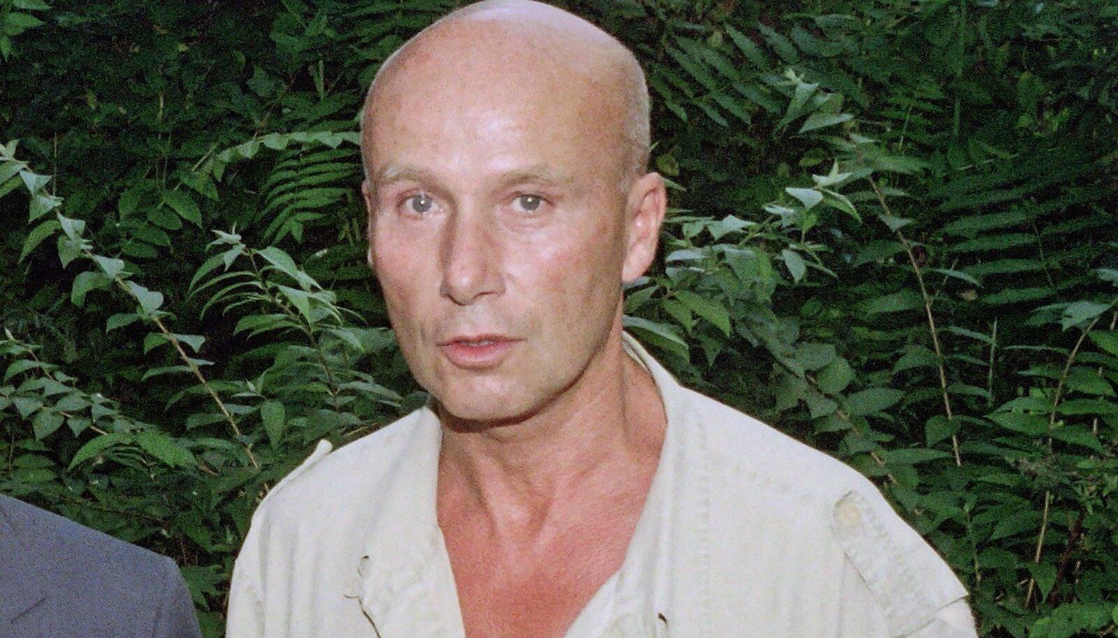 TUNNUSTATUD LASTEPILASTAJA: Gabriel Matzneffi pedofiilsetest kalduvustest teadsid Prantsusmaal kõik juba aastakümneid. Fotol Matzneff aastal 1990.