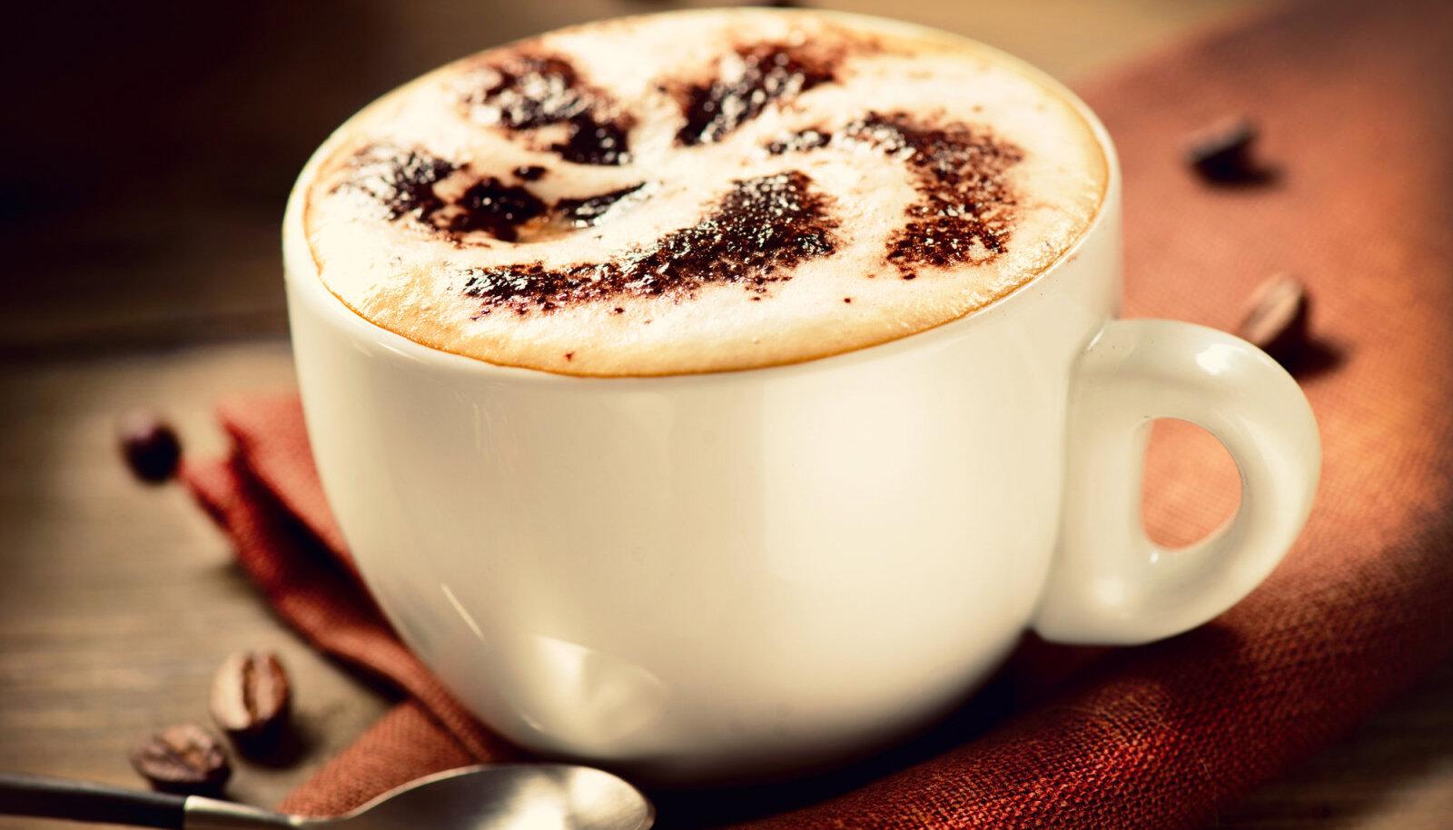 Kofeiinivaba kohv sisaldab sageli isegi rohkem kemikaale kui tavaline kohv