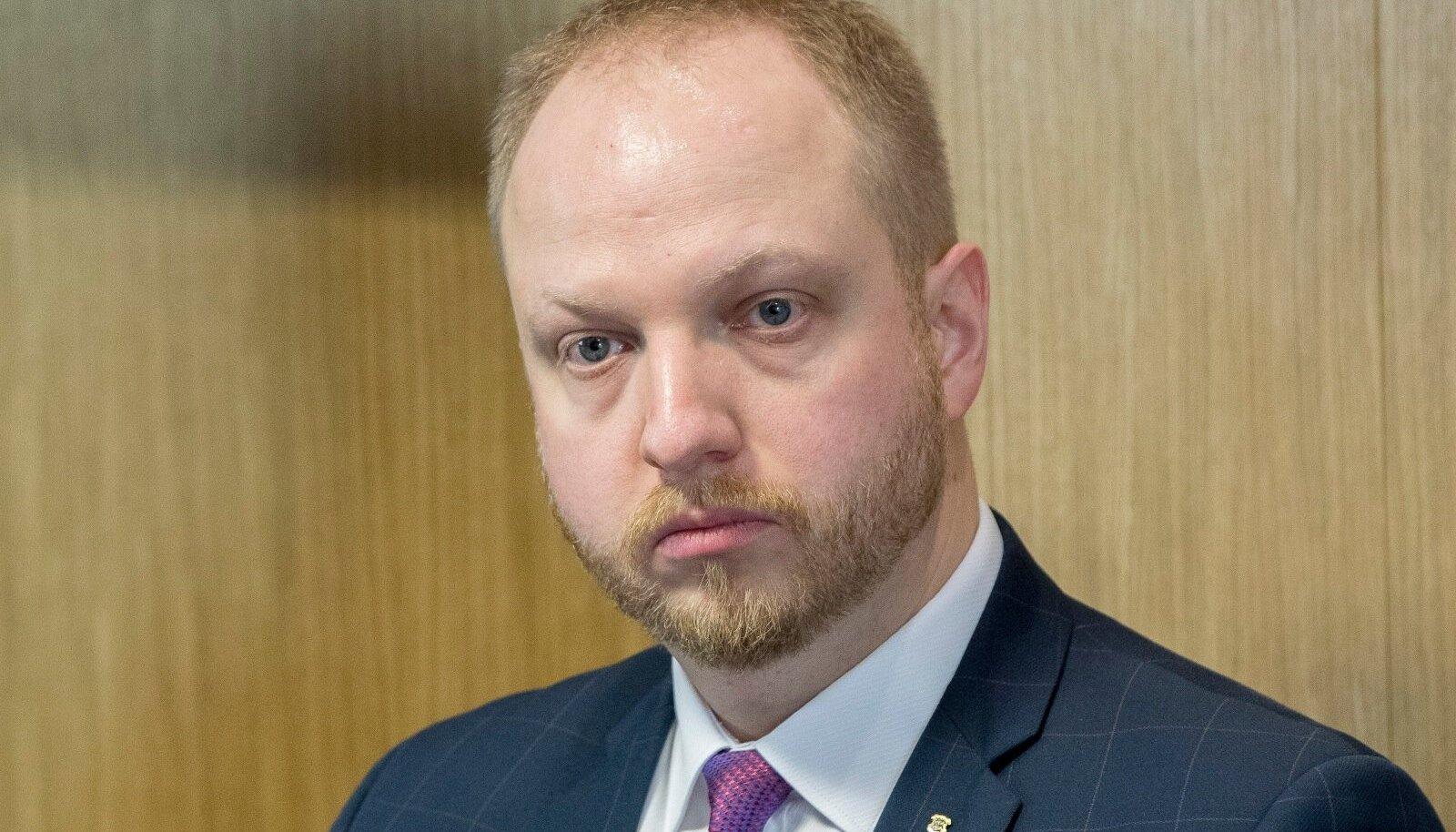 Merko Ehituse finantsüksuse juht Priit Roosimägi