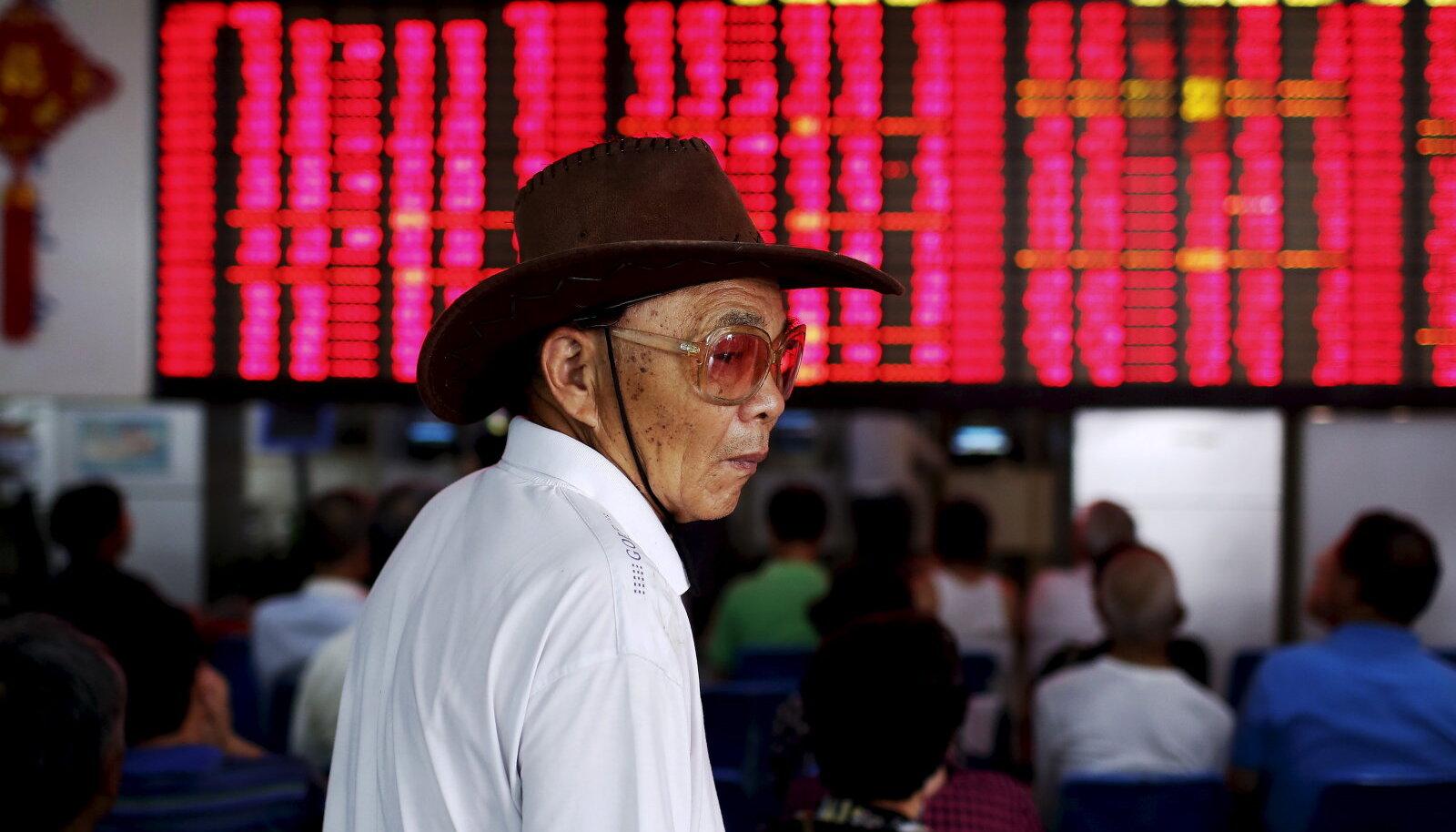 Hiina väikeinvestoritel on Ant Groupi IPO tõttu kiired päevad