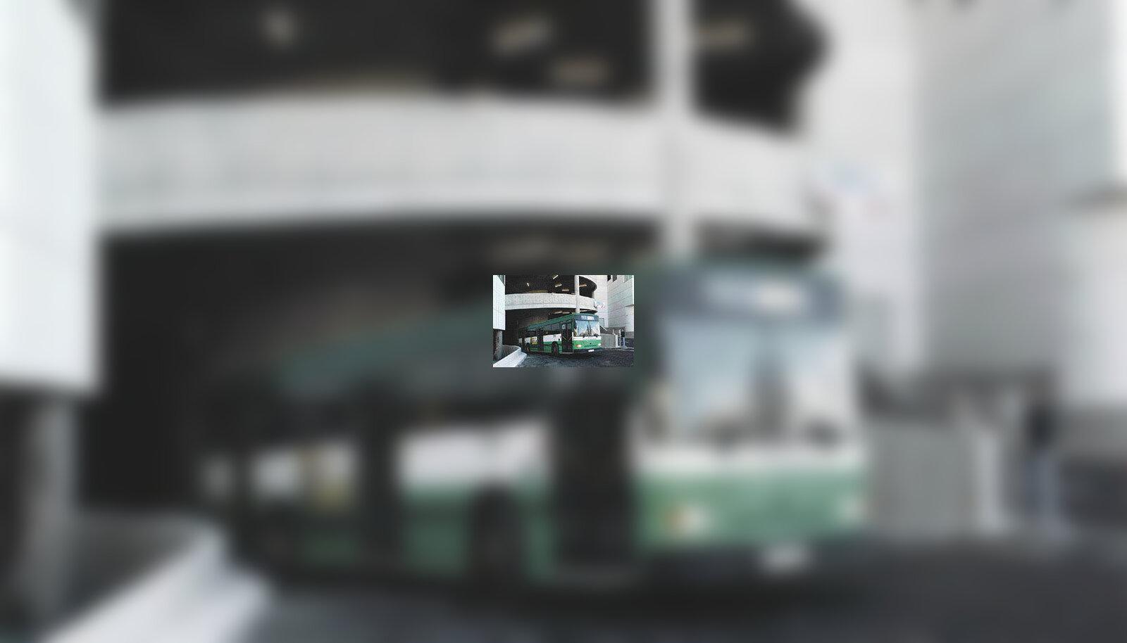 e70a37e707b Viru keskuse bussiterminal vajab vastu talve remonti