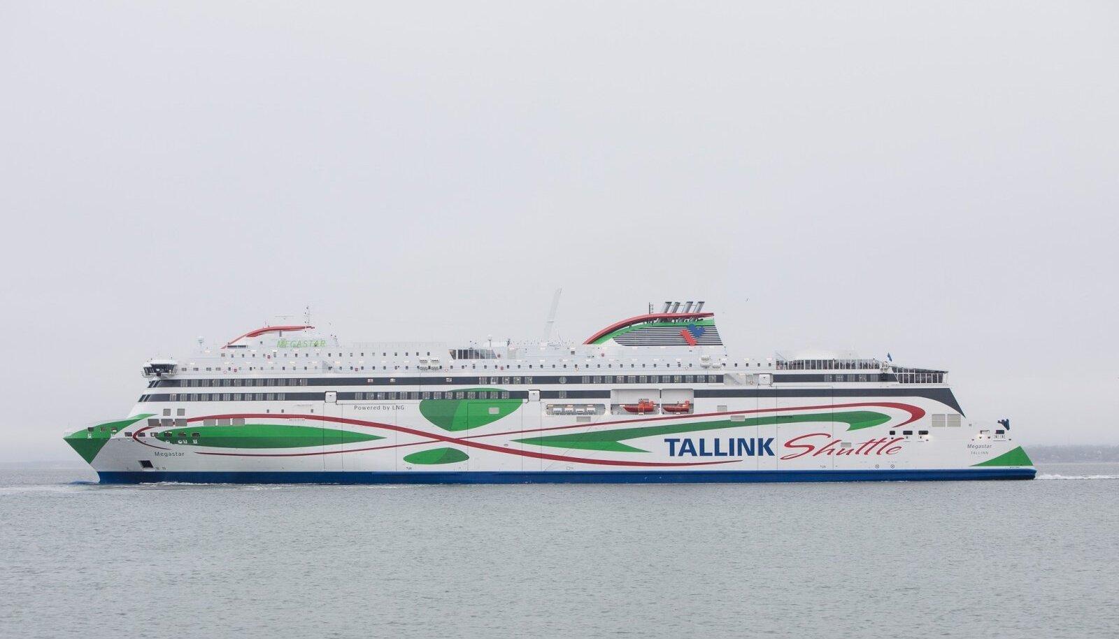 Tallink Megastar.