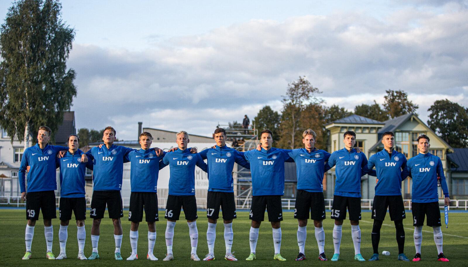 Eesti U21 koondis