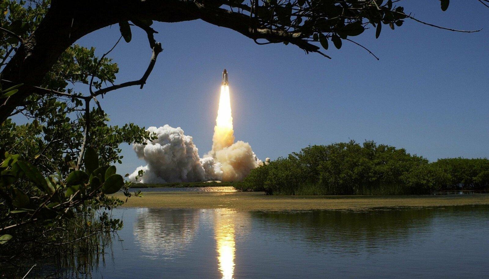 Illustratiivne pilt raketistardist (Foto: Pixabay / NASA-Imagery)