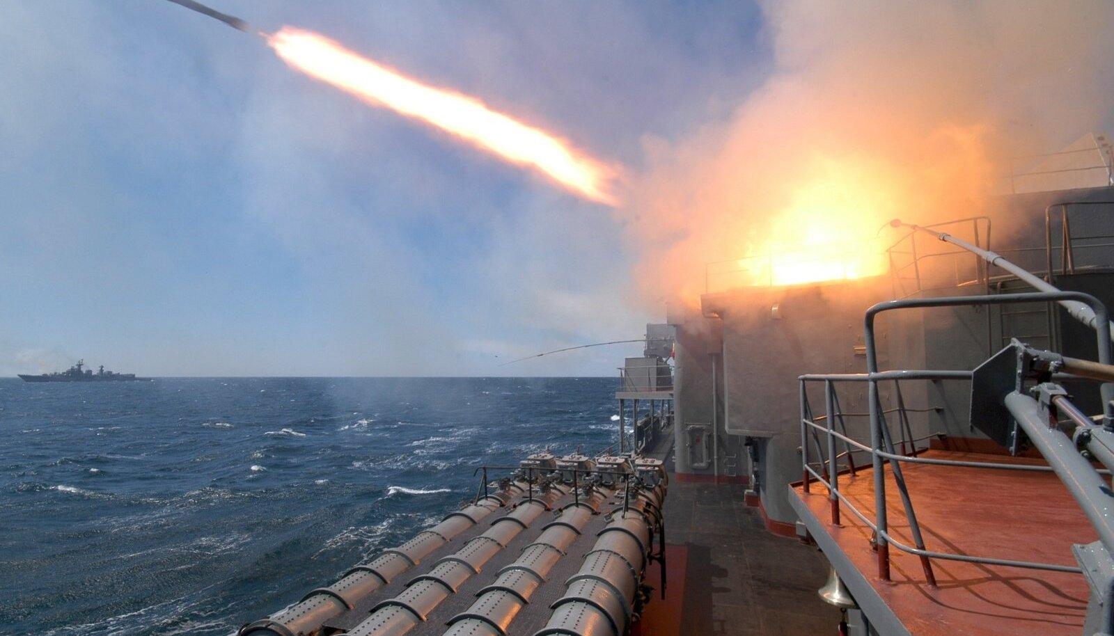 Venemaa sõjalaev