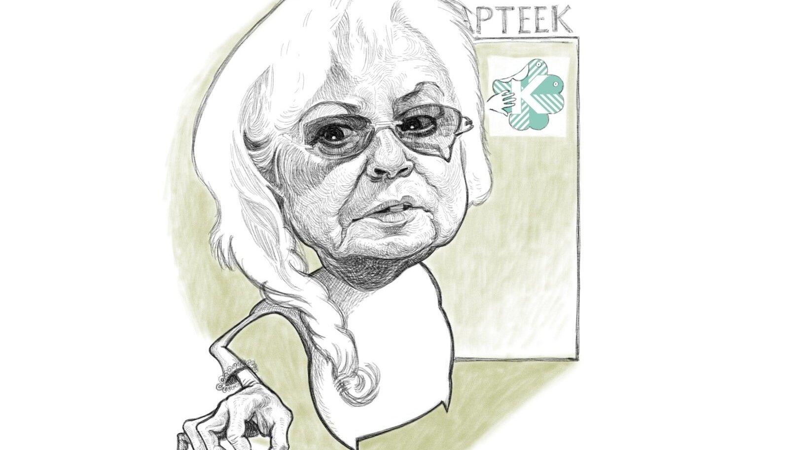 Marika Tuus-Laul.