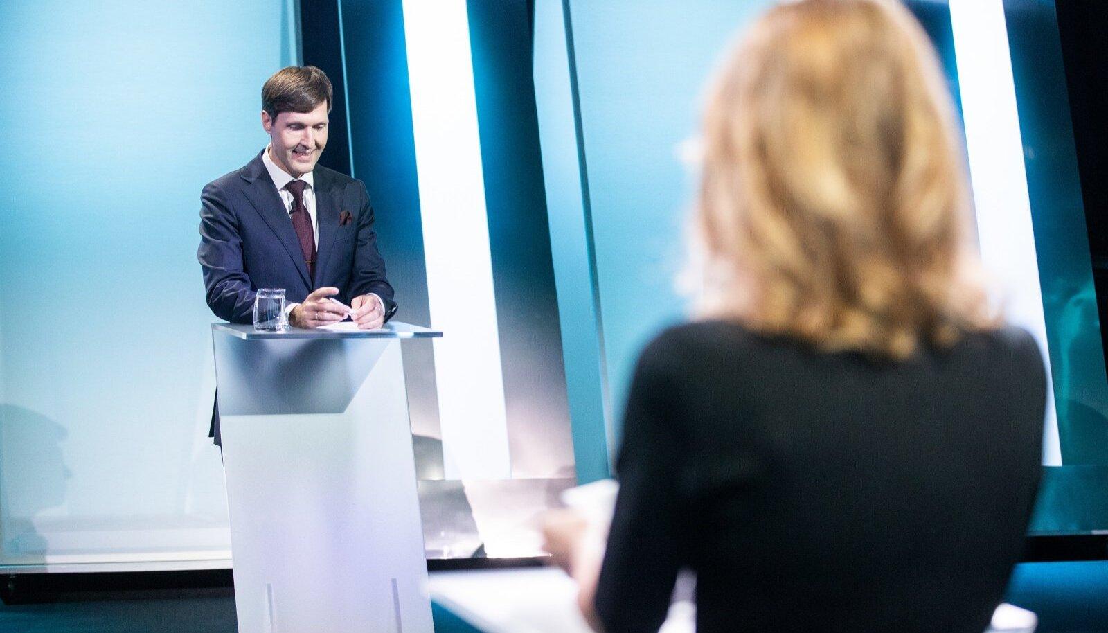 29.08.2021  Erakondade esindajate debatt