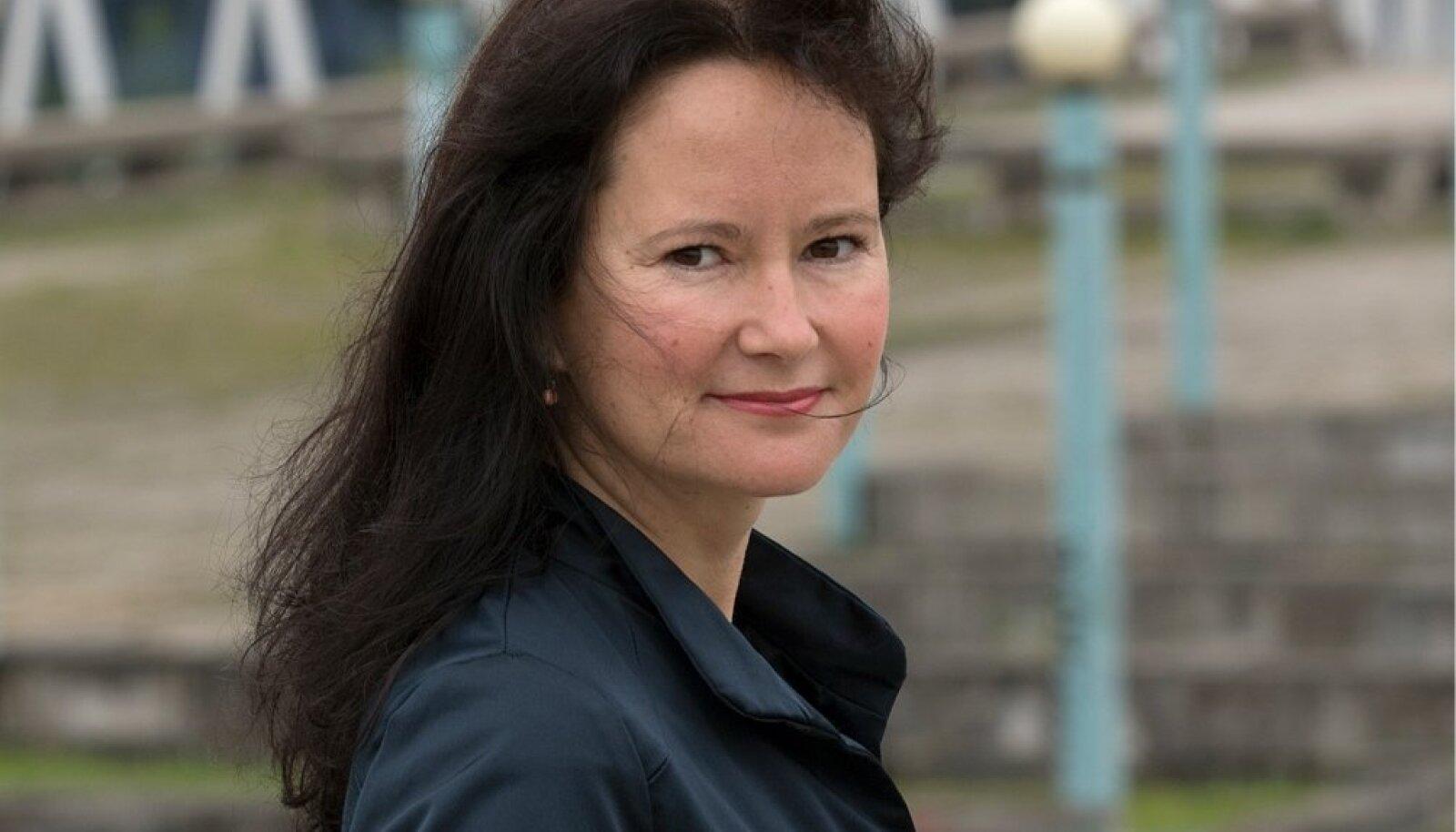 Tiina Laanem-Murde.