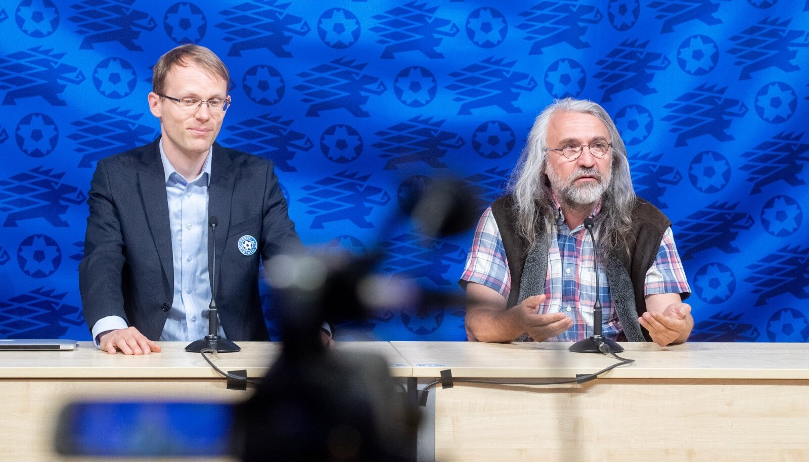 Mihkel Uiboleht ja Aivar Pohlak