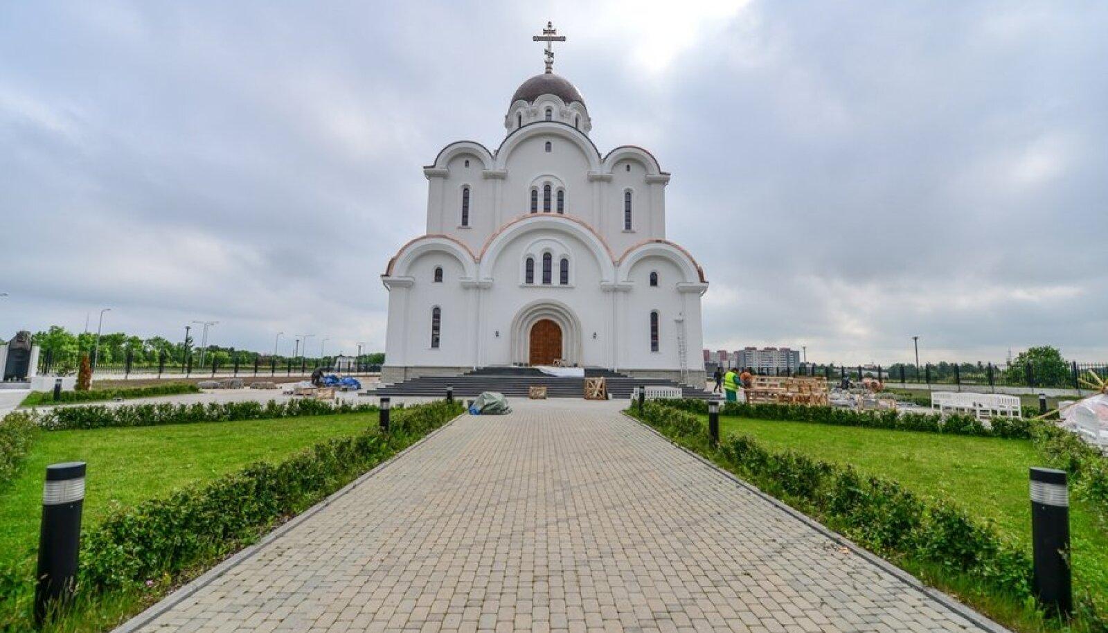 Lasnamäe õigeusu kirik
