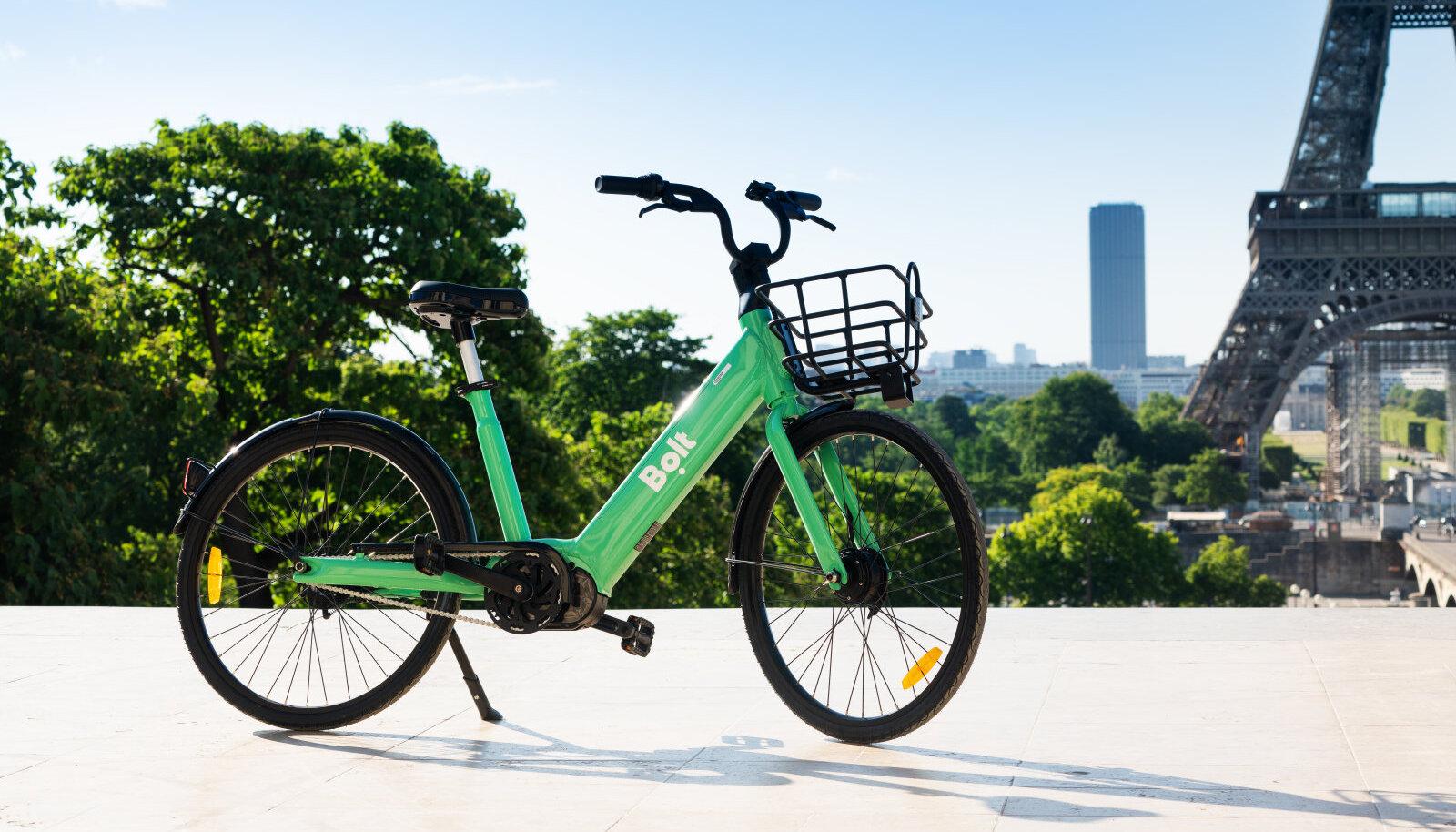 Bolti elektriline jalgratas