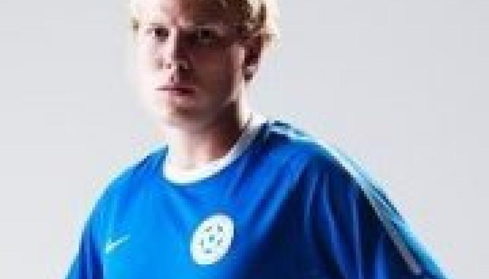 Eesti koondise vorm 2010