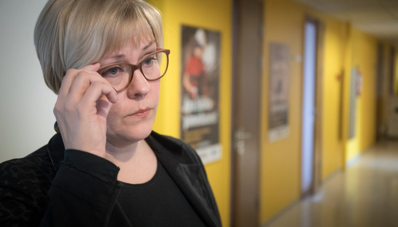 TÖÖANDJA VAJAB TÖÖLISI JA VASTUPIDI: Maret Maripuu toonitab, et 21. sajandil ei peaks rääkima mitte ülemuse ja alluva suhtest, vaid partnerlusest.
