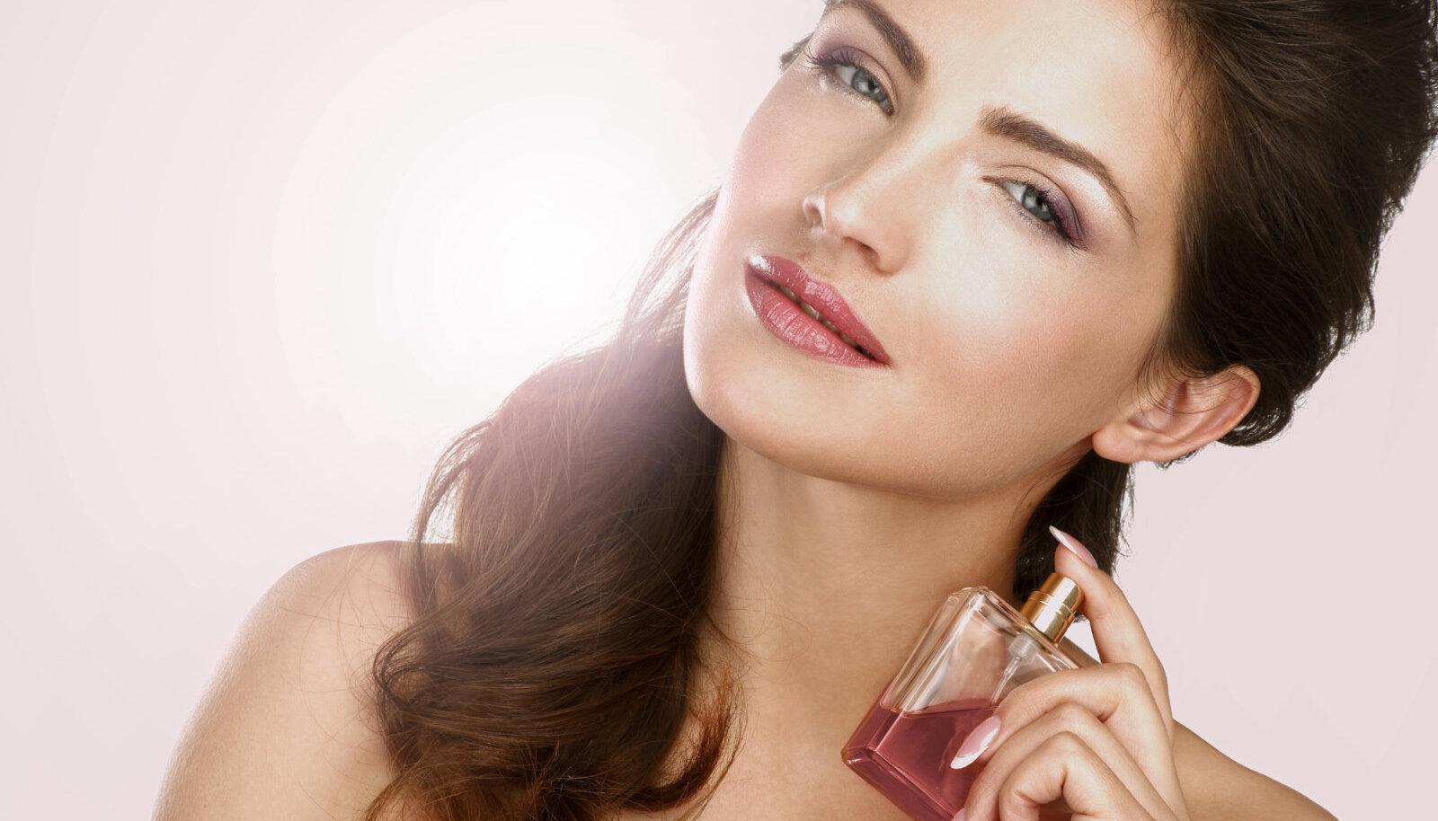 Millist parfüümi eelistad sina?