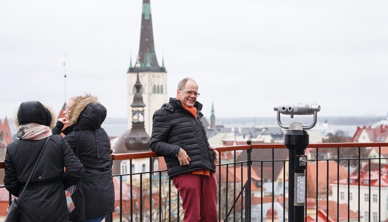 Sageli Tallinna külastav ajaloolane Seppo Zetterberg usub, et soomlaste ja eestlaste side on tugevam kui kunagi varem.