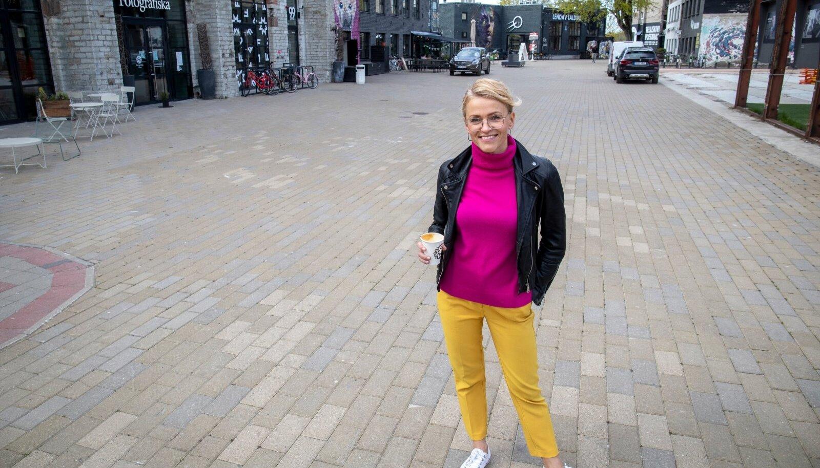 EASi turismiarenduskeskuse direktor Liina Maria Lepik