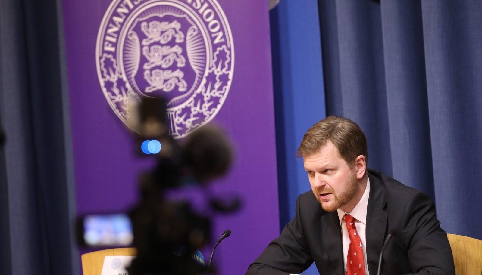 KILVAR KESSLER: Finantsinspektsiooni juht muretseb, et krüptoäriga seotud skandaalid võivad hakata kahjustama Eesti mainet.