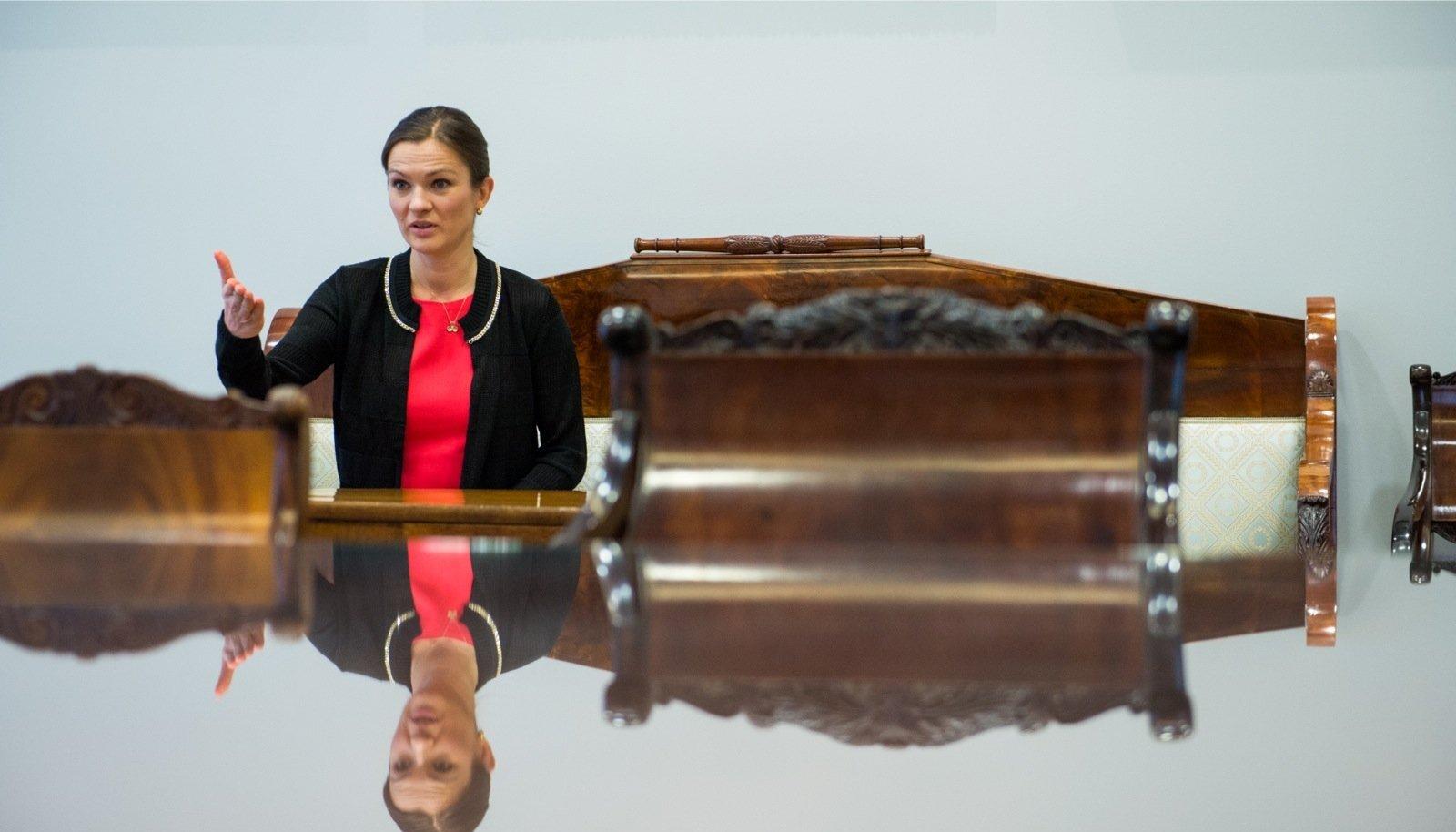 Reformierakonnast ei kandideeri riigikogu valimistel enam Anne Sulling.
