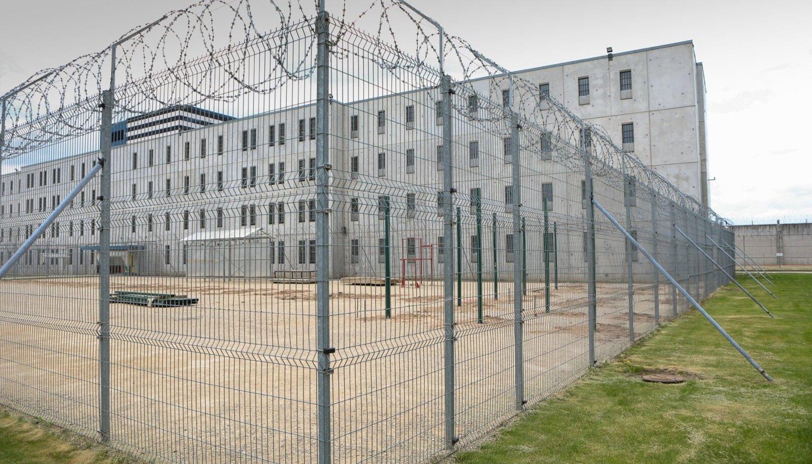 Kõige rohkem on vange Tartu vanglas.