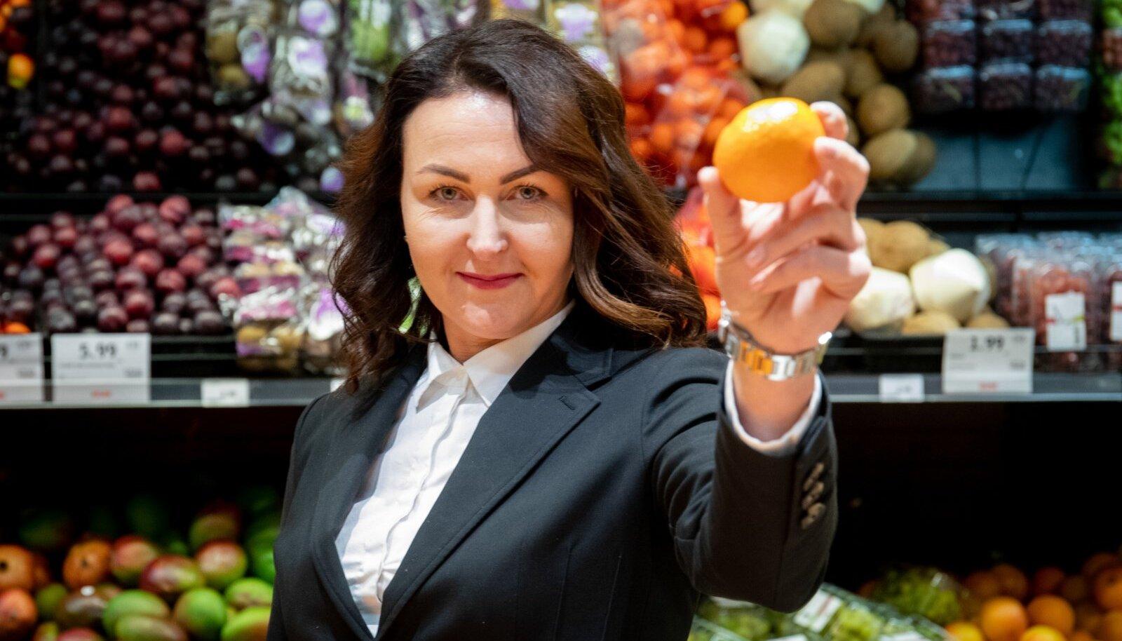 """""""Kuna Eesti turg on väike, siis mõjutab uue turuosalise lisandumine kõiki osalisi olenemata kliendiprofiilist,"""" ütleb Kristi Lomp Lidli turule tuleku kohta."""