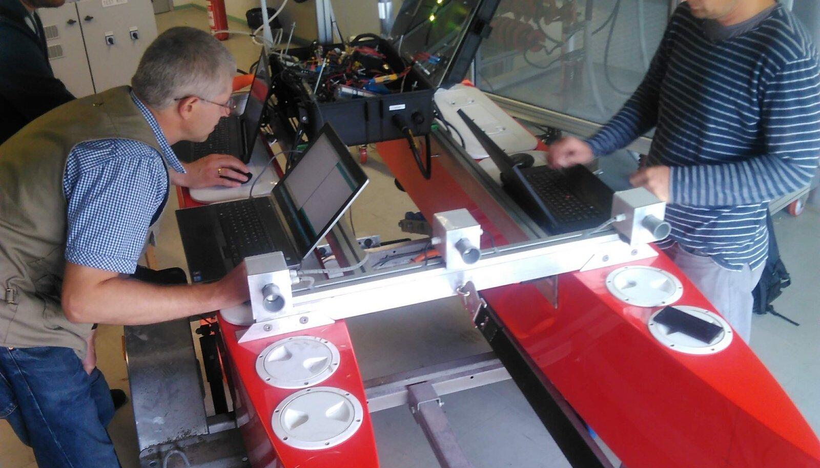 Autonoomne robotlaev NYMO