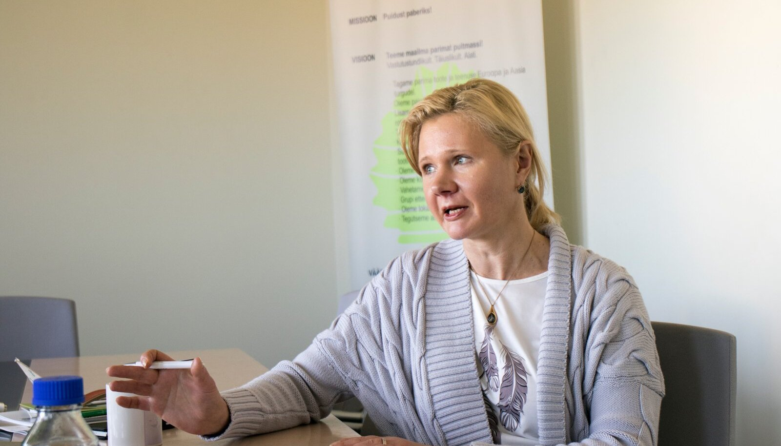 AS Estonian Cell ,Siiri Lahe, AS Estonian Cell finantsdirektor