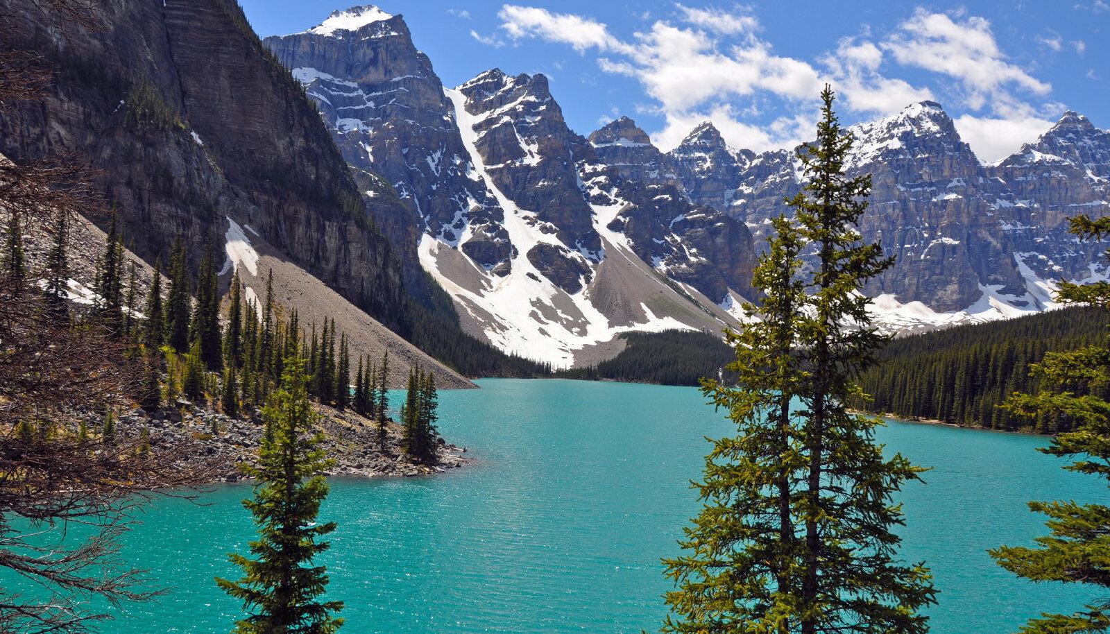 Kanada Banffi rahvuspark
