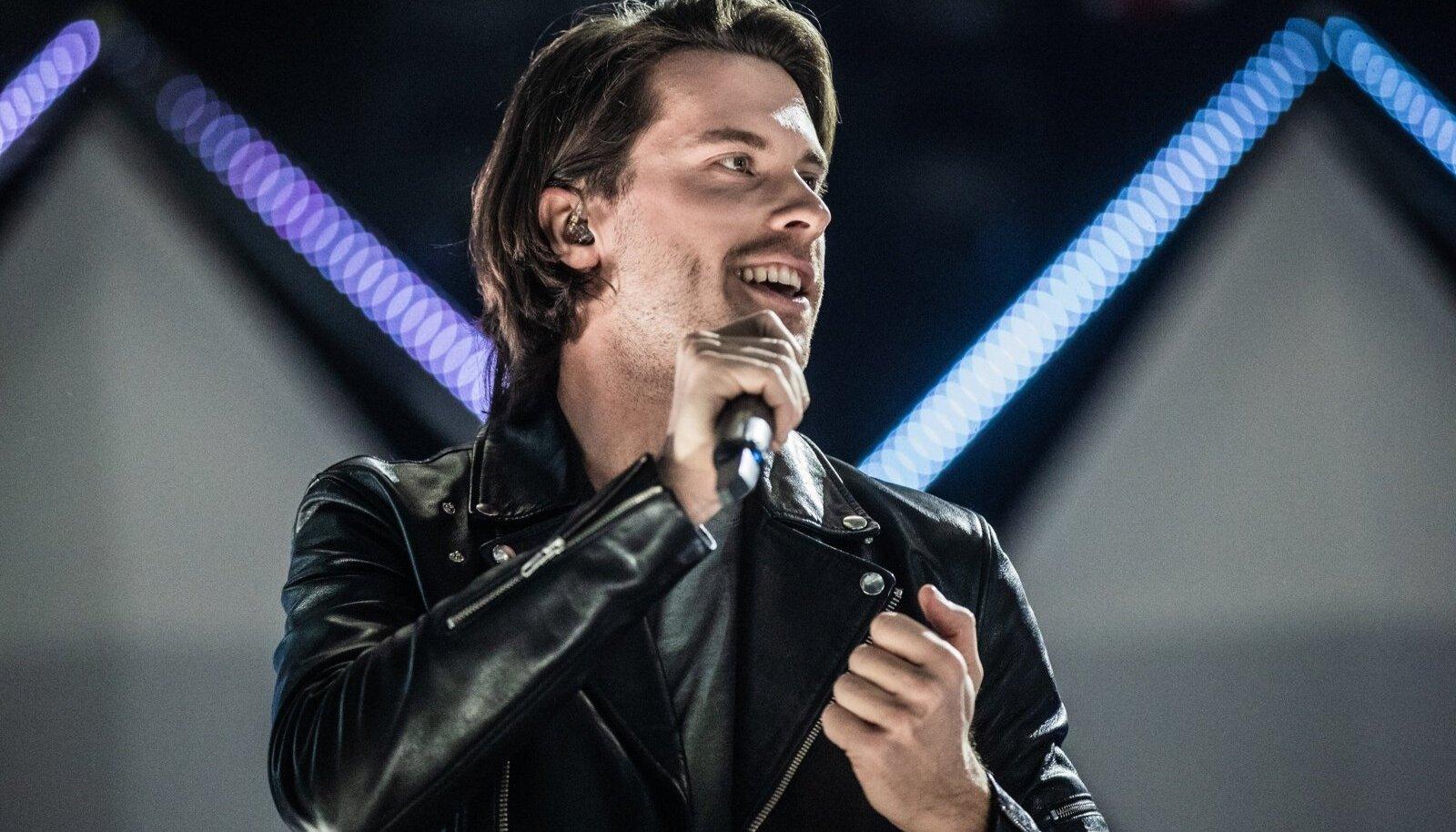 Eesti Laul 2019 I peaproov. Victor Crone