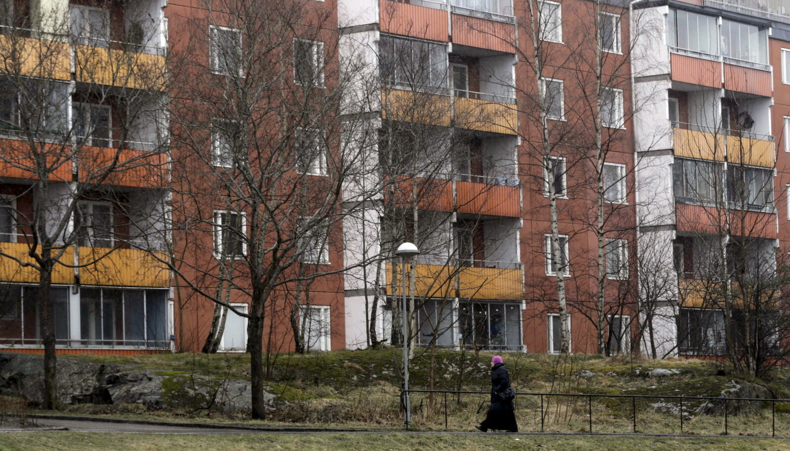 Stockholmi eeslinn Husby