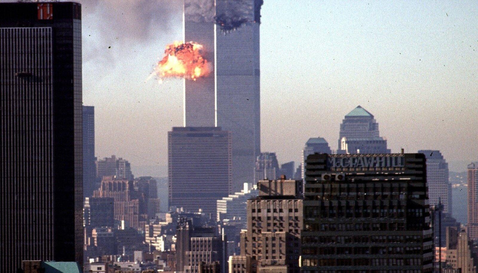 terrorirünnak New Yorgis