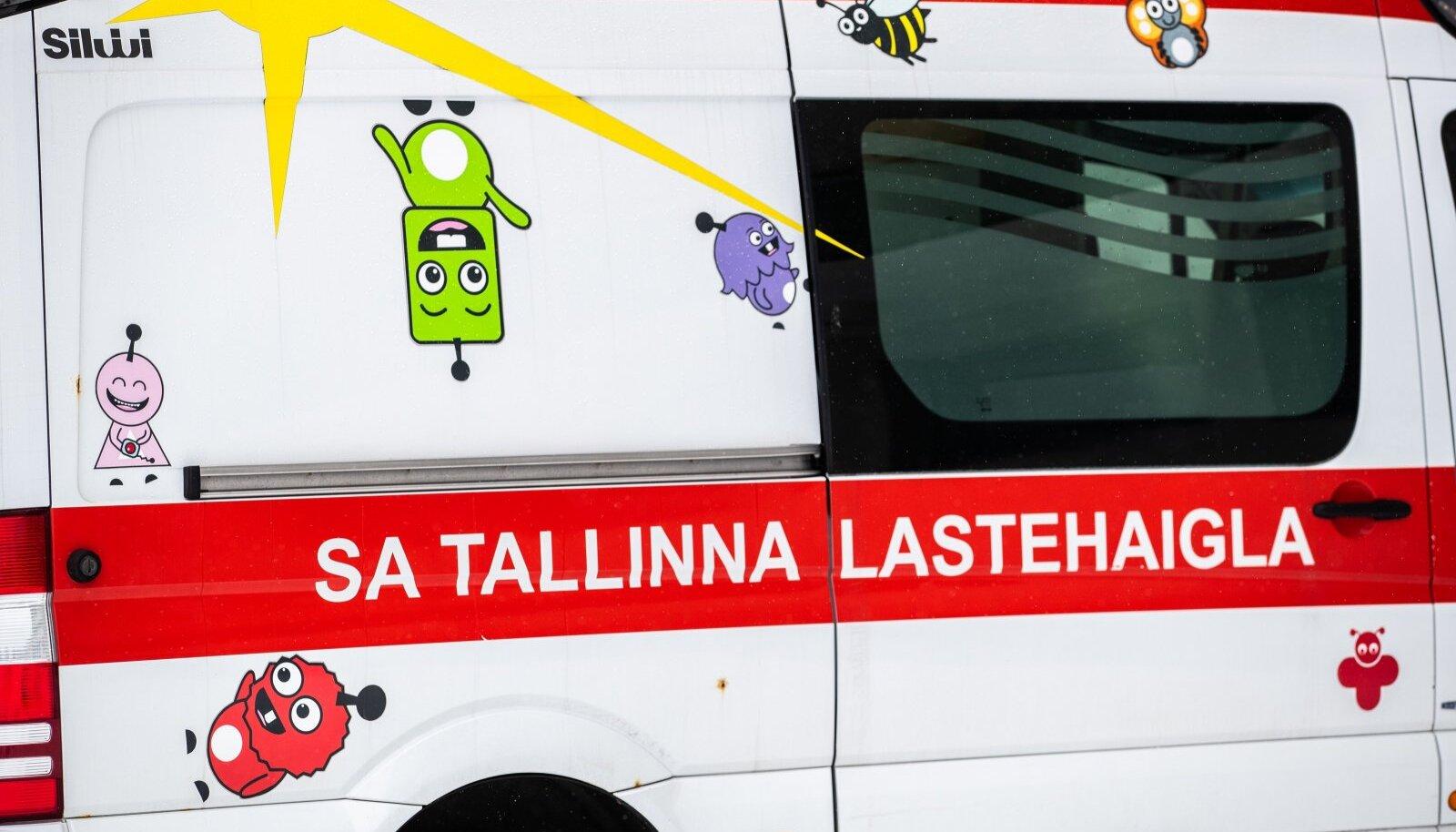Tallinna lastehaiglasse on sellel aastal jõudnud suitsiidikatse tõttu igas kuus keskmiselt ligi 20 last.